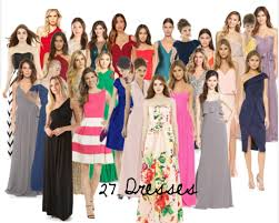 27 dresses wedding 27 dresses our top bridesmaid dress picks to kick wedding