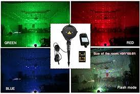 christmas spotlights tepoinn landscape spotlights christmas laser light outdoor moving