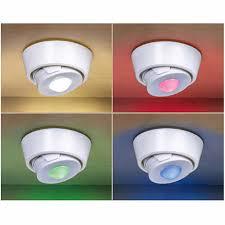 duracell led puck lights duracell puck lights 5 pack walmart com