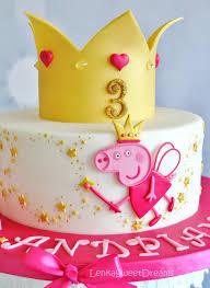 princess peppa pig cake cakecentral com