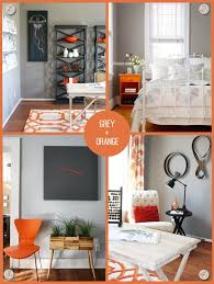 Gray And Orange Bedroom 1250 Best Gray Paint Inspiration Images On Pinterest Grey Paint