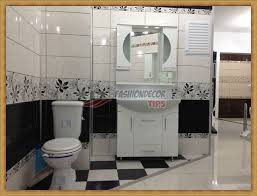 Bathroom Tile Border Ideas Colors Black And White Bathroom Tile Border Ideas Tips Fashion Decor Tips
