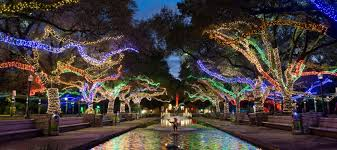 best places to see lights in the houston area nearest