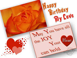 Loving Happy Birthday Quotes by Happy Birthday Wishes To My Love Http Www