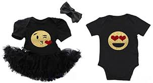 g g emoji s matching baby boy