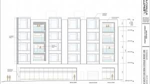 Joseph Eichler Floor Plans by 600 South Van Ness Plans Curbed Sf