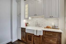paint or stain oak kitchen cabinets painted vs stained cabinets how to compare when to use both