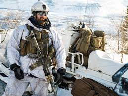 army soldiers learning crucial arctic survival and