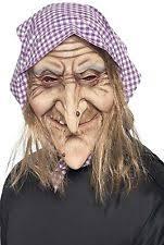 witch mask ebay