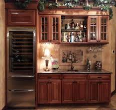 built in cabinet for kitchen custom built home in montgomery ny wine bar in kitchen dining