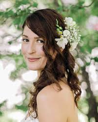 best haircut for long curly hair 14 pinterest worthy wedding hairstyles for curly hair martha