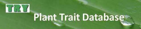 plant trait database