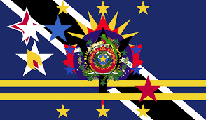 Flag El Salvador Flag Of A Union Between Paraguay Panama Honduras Haiti