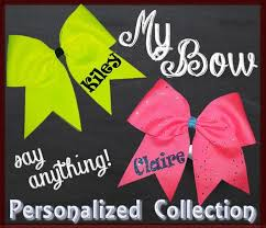 personalized bows the ultimate bow cheer bows cheerleading hair bows softball bows