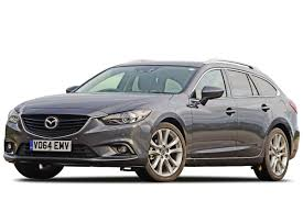 mazda 3 4x4 mazda6 tourer estate review carbuyer