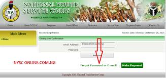 nysc call up letter printing for 2015 nysc batch b