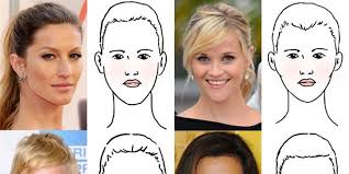 hair cuts based on face shape women hairstyles for face shape find what works for you