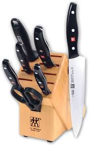henckels kitchen knives zwilling j a henckels signature 7 kitchen knife block