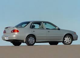 toyota corolla gas consumption toyota corolla e11 1 6 110 hp technical specifications and
