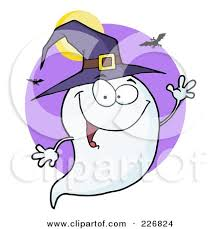 cute halloween ghost clipart image royalty free rf clipart illustration of a cute halloween ghost