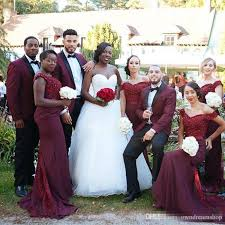 plus size burgundy bridesmaid dresses modest burgundy lace bridesmaid dresses shoulder