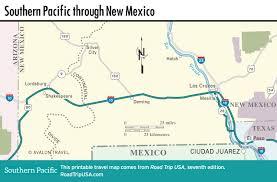 Map Of Southern Arizona by Southern Pacific U2013 Road Trip Usa