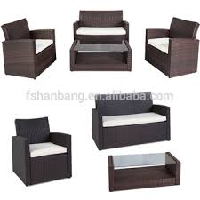 Patio Furniture Australia by Australia Hotsale Knock Down Rattan Outdoor Furniture Patio Wicker