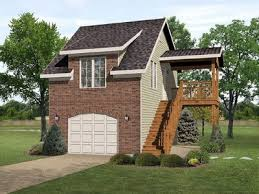 house plans for narrow lots with garage narrow lot garage apartment 22100sl architectural designs