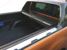Ford Ranger Truck Cover - red rock roll aluminium roller shutter tonneau cover ford ranger