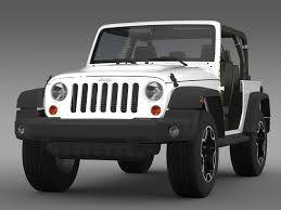 rubicon jeep jeep wrangler rubicon 10th anniversary 2014 by creator 3d 3docean