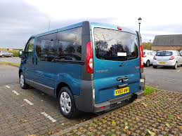 renault trafic 2010 2010 renault trafic sl27 dci 115 automatic campervan mini