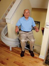 curved stair lifts chicago il curved stair lifts milwaukee wi