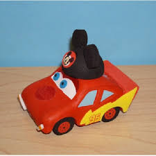 your wdw store disney antenna topper lightning mcqueen from cars