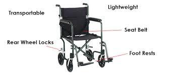 Transport Chairs Lightweight Rent A Wheelchair Online Or By Phone Across North America