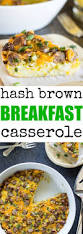 hash brown breakfast casserole with sausage culinary hill