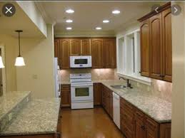 cabinet lighting galley kitchen kitchen recessed light placement in galley kitchen
