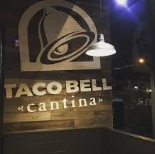 taco bell cantina u0027 aka taco bell with alcohol is officially open