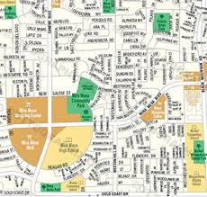 Scripps Ranch Floor Plans Mira Mesa And Scripps Ranch Map With Subdivisions San Diego