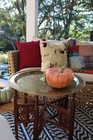 Fall Decorating Ideas For Front Porch - fall front porch decorating thewhitebuffalostylingco com