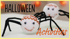 halloween activities for toddlers play 3 awesome halloween activities youtube