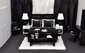 Black And Silver Bedroom by Bedroom Black And White Bedroom Ideas Black Bedroom 32 Black