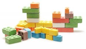 candy legos where to buy candy shaped like lego bricks neatorama