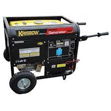 jual jual krisbow 8000w 1ph generator gasoline open kw2600853