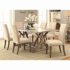 metal dining room table unique coaster webber 5pc metal top dining