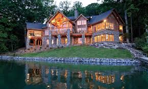 Small Luxury Homes by Small Lake House Plans Home Design Ideas