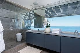 House Bathroom Modern Malibu Beach House Rooms With A View