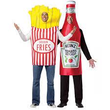 Ketchup Halloween Costume Hungry Halloween Costumes Food Fan