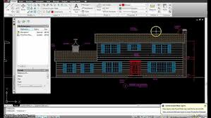 autocad 2d house plan drawings free download dwg storey commercial
