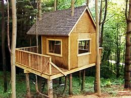three house how to build a treehouse diy