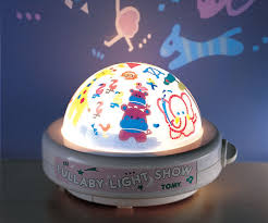baby night light projector with music projector night light